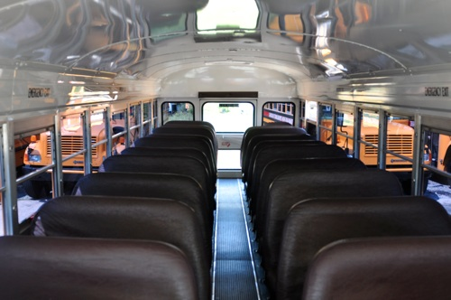 School Bus Rental Atlanta
