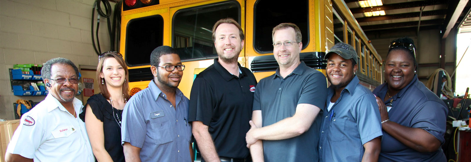 Atlanta's team of experienced bus drivers- Call Samson Trailways today!